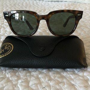 Ray Ban Crystal Light Havana Women's Sunglasses